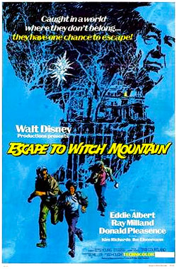 Escape to Witch Mountain 1975