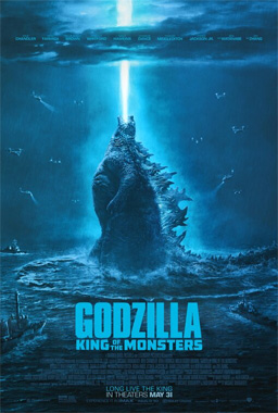 Godzilla King of Monsters 2019