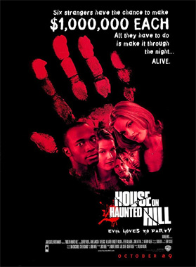 The House on the Haunted Hill 1999