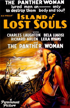 Island of the Lost Souls 1932