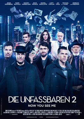 Now You See Me 2016