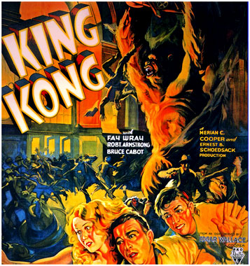 King Kong, le film de 1933
