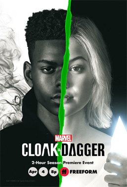 CLoak And Dagger 2019