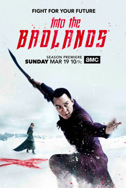 Into The Badlands 2017