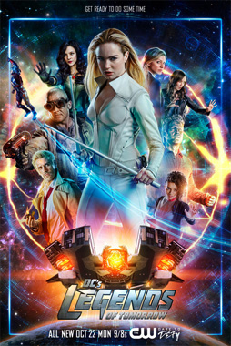 Legends of Tomorrow 2018
