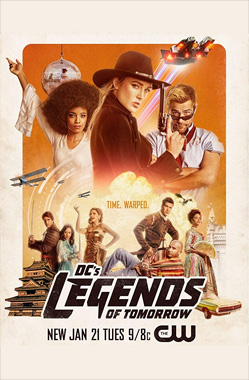 Legends of Tomorrow 2020