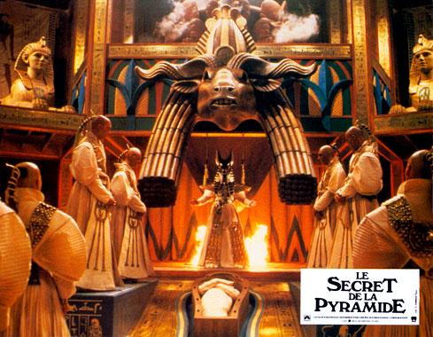 Le secret de la pyramide (1985) photo