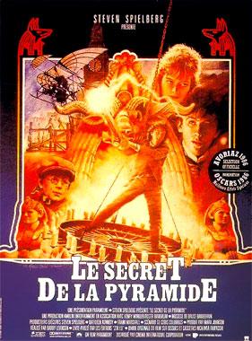 Le secret de la pyramide, le film de 1985